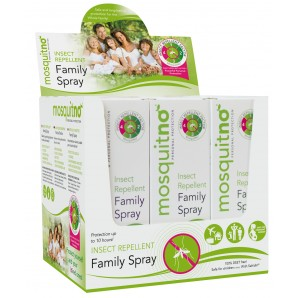 Insect Repellent Family Spray - 12 pcs