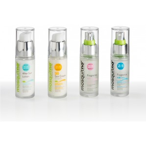 Box of 6pcs Personal Care Set - 4x 30 ml