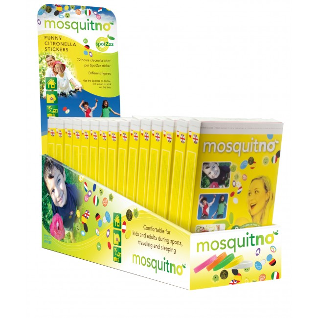 Display SpotZzz Mix 15x5-pack