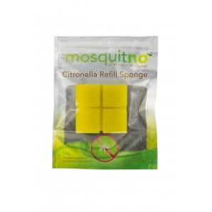 Refill Gom 5-Pack - Citronella -  Box of 7 Flatpacks